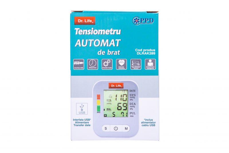 Tensiometru automat brat DLRAK289 Dr. Life