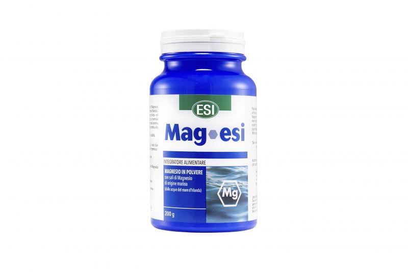 Supliment alimentar MAG, ESI