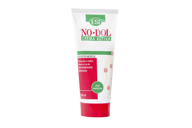 Crema Activa durere No Dol 100 ml, ESI